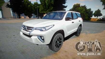 Toyota Hilux SW4 2017 für GTA San Andreas