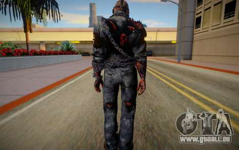 Jason Voorhees (Savini Design) pour GTA San Andreas