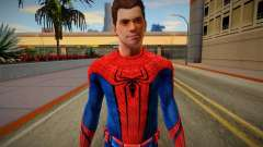 Spiderman without mask From Spiderman 2012 pour GTA San Andreas