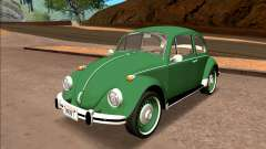 Volkswagen Beetle (Fuscao) 1500 1974 - Brésil