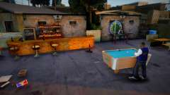 New Object In Grove Street pour GTA San Andreas