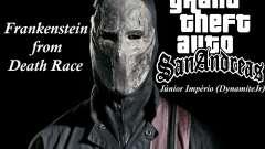 Frankenstein (Jensen Ames) De death race pour GTA San Andreas