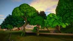 Fortnite Vegetation für GTA San Andreas