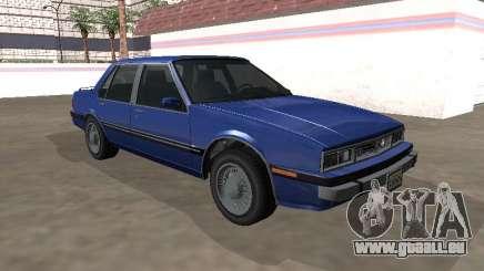 Cadillac Cimarron 1982 pour GTA San Andreas
