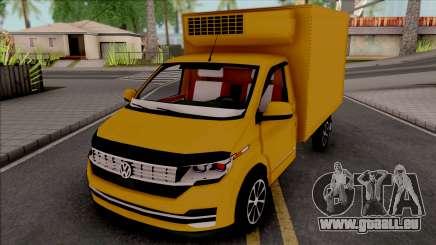 Volkswagen Transporter 6.1 2020 pour GTA San Andreas