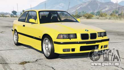 BMW M3 withoupe (E36) 1995〡add-on pour GTA 5