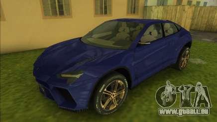 Lamborghini URUS Concept für GTA Vice City