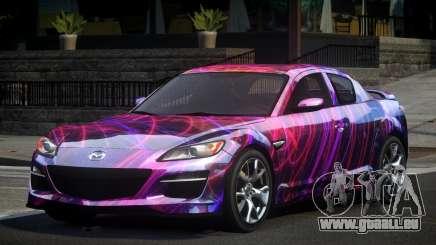 Mazda RX-8 BS U-Style L2 pour GTA 4