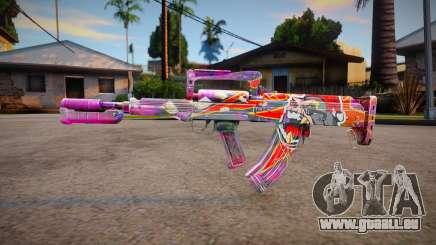 Free Fire Groza pour GTA San Andreas
