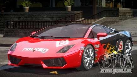 Lamborghini Gallardo Qz7 L7 pour GTA 4