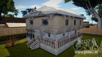 Winter Big House pour GTA San Andreas