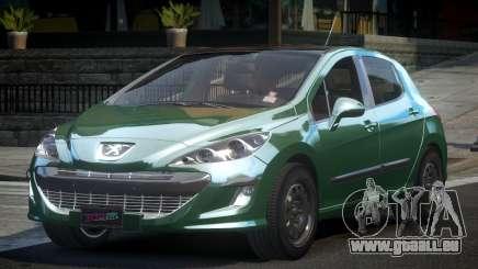 Peugeot 308 BS V1.0 pour GTA 4