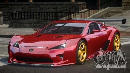 Lexus LFA PSI-R für GTA 4
