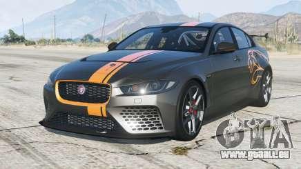 Jaguar XE SV Project 8 (X760) 2018〡add-on v2.0 pour GTA 5