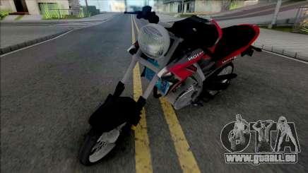 Yamaha Vixion Herex für GTA San Andreas
