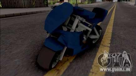 Pocket Bike pour GTA San Andreas