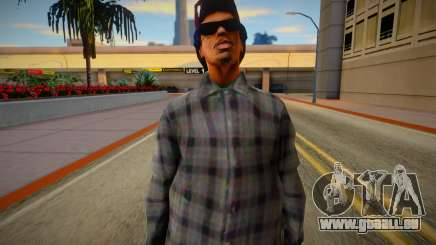 Ryder Retextured pour GTA San Andreas