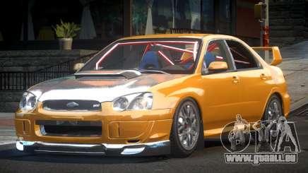 Subaru Impreza BS-T V1.0 für GTA 4