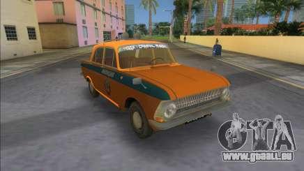Moscou 412 EE police de la circulation pour GTA Vice City