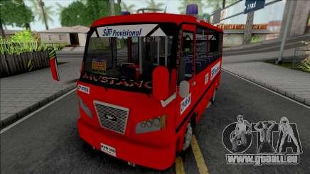 Kia Microbus pour GTA San Andreas