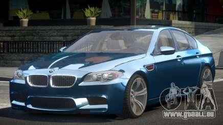 BMW M5 F10 GS V1.0 pour GTA 4