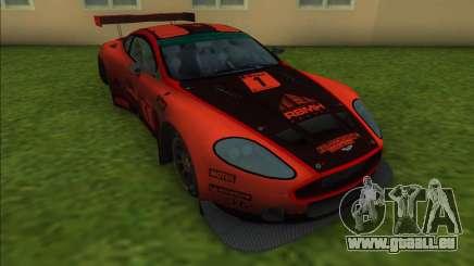 Aston Martin DBRS9 für GTA Vice City