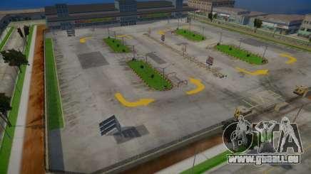 Parking Lot Derby from FlatOut 2 pour GTA 4