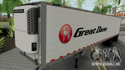 Remolque Thermo King Spread Axle für GTA San Andreas