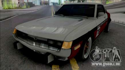 Toyota Celica GT 1976 Rally Group A pour GTA San Andreas