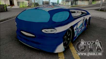 Hot Wheels Acceleracers Deora II pour GTA San Andreas