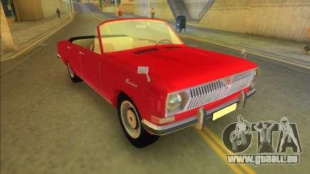 Gaz 24 - Wolga Cabrio für GTA Vice City