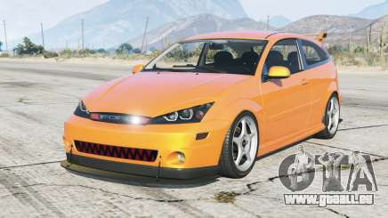 Ford Focus AMG〡add-on pour GTA 5