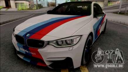 BMW M4 F82 [HQ] pour GTA San Andreas