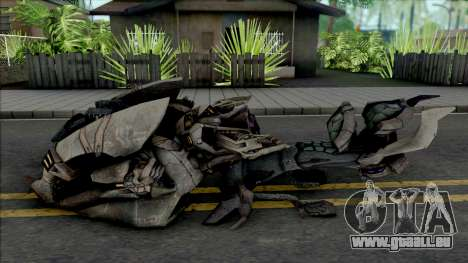 GTA Halo Brute Chopper GGM Conversion pour GTA San Andreas