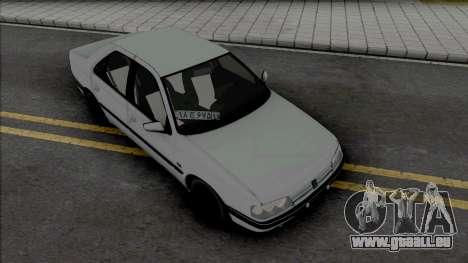 Peugeot 405 GLX Dogs pour GTA San Andreas