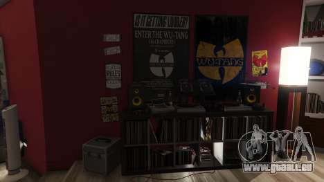 GTA 5 Franklin New Posters & Wu-Tang Clan Collection