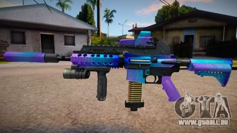 M4 Digital pour GTA San Andreas