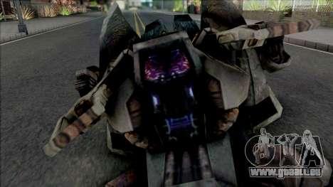 GTA Halo Brute Chopper GGM Conversion pour GTA San Andreas