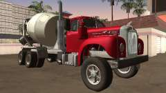 Mack B-61 1953 Ciment