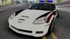 Chevrolet Corvette Z06 Bosnian Police Livery