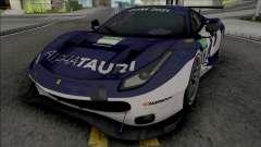 Ferrari 488 GTE pour GTA San Andreas