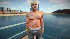 New Vagos Skin pour GTA San Andreas