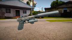 Glock-17 DevGru (Contract Wars) v2