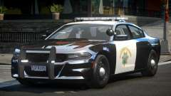 2015 Dodge Charger CHP