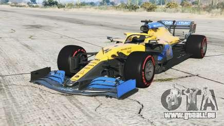 McLaren MCL35〡add-on pour GTA 5
