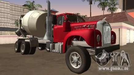 Mack B-61 1953 Ciment pour GTA San Andreas