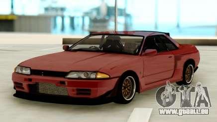 1994 NISSAN SKYLINE GT-R R32 pour GTA San Andreas