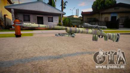 M24 (AA: Proving Grounds) V3 für GTA San Andreas