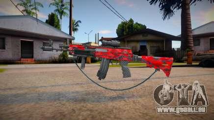Ak12 estillo appel du devoir (Marck_delta_Mods) pour GTA San Andreas