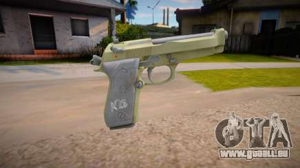 Beretta M9 (AA: Proving Grounds) V3 für GTA San Andreas